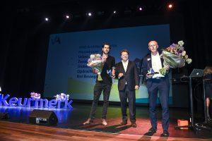 winnaars architectuurprijs 2018