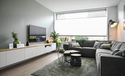 kunststof raamkozijn woonkamer maastricht