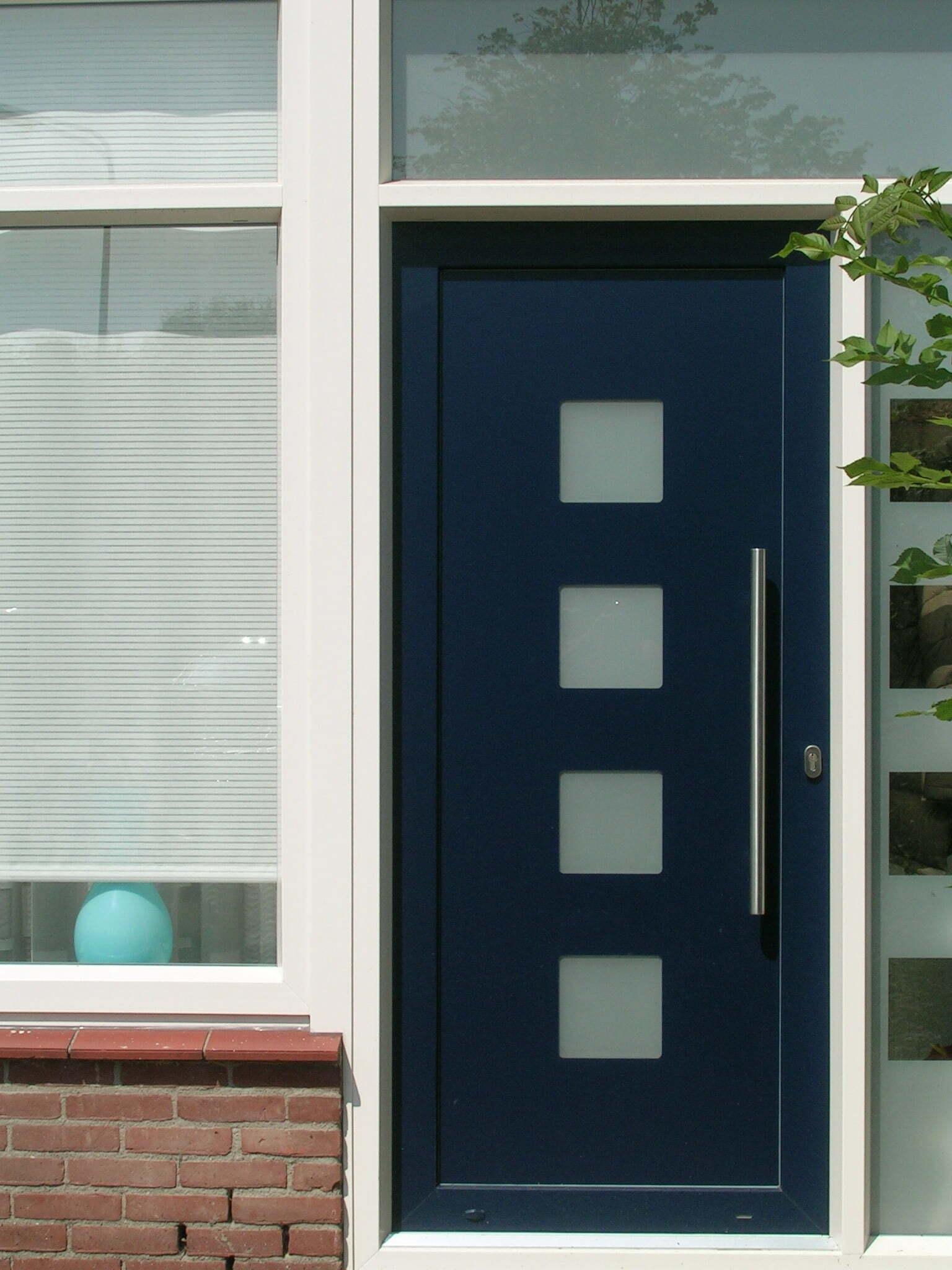 Aazet kunststof voordeur
