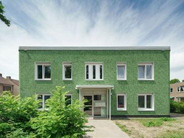 Renovatieproject Zuringhof in Tilburg door Driessens Kunststof