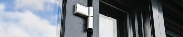 scharnieren kunststof deur