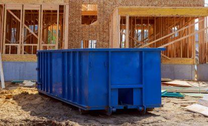 Container op de bouw